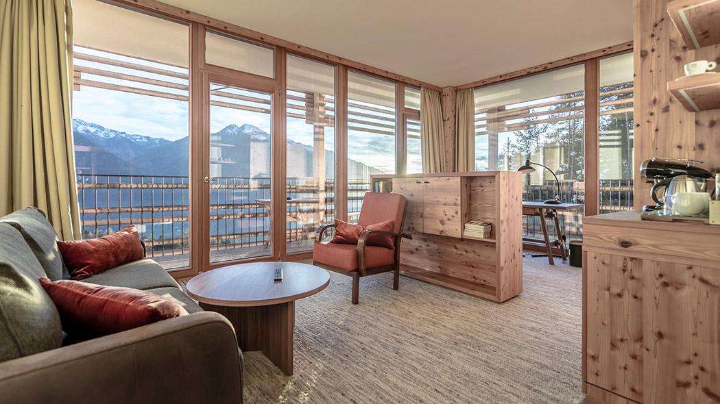 nice suite nidum hotel seefeld. Black Bedroom Furniture Sets. Home Design Ideas
